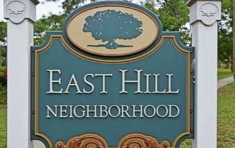 East Hill Pensacola